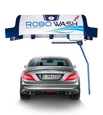 автоматическая бесконтактная мойка RoboWash 3D